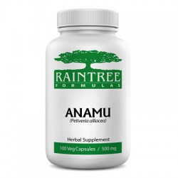 Raintree Anamu 500 mg 100 Cápsulas